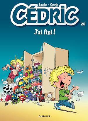 Téléchargez le livre :  Cédric - 20 - J'ai fini !