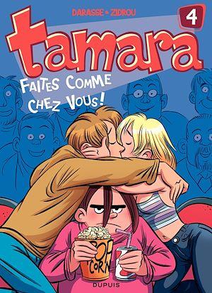 Téléchargez le livre :  Tamara - Tome 4 - Faites comme chez vous !