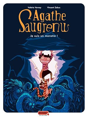 Téléchargez le livre :  Agathe Saugrenu - Tome 1 - Je suis un monstre