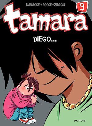 Téléchargez le livre :  Tamara - tome 9 - Diego ...