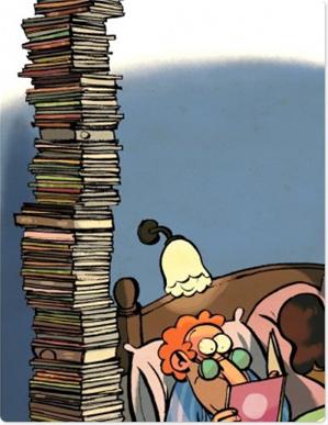 Téléchargez le livre :  Animal lecteur - Tome 3 - On peut pas tout lire !