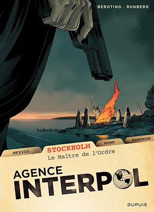 Téléchargez le livre :  Agence Interpol - Stockholm