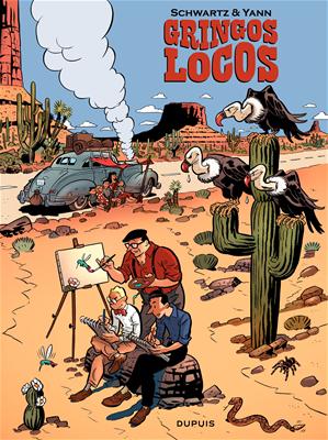 Téléchargez le livre :  Gringos Locos - tome 1 - Gringos locos