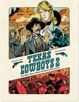 Téléchargez le livre :  Texas Cowboys - Tome 2