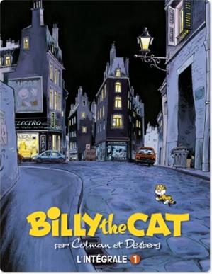 Téléchargez le livre :  BILLY the CAT - L'intégrale - Tome 1 - L'intégrale Colman - Desberg 1981 - 1994
