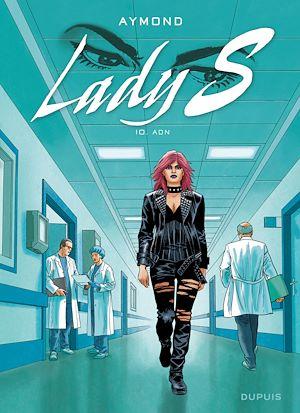 Téléchargez le livre :  Lady S. - Tome 10 - ADN