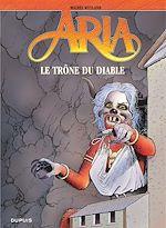 Télécharger cet ebook : Aria - Tome 38 - Le trône du diable