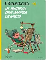 Télécharger cet ebook : Gaston Edition Chronologique - Tome 4 - Le bureau des gaffes en gros
