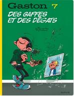 Télécharger cet ebook : Gaston Edition Chronologique - Tome 7 - Des gaffes et des dégats