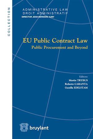 Téléchargez le livre :  EU Public Contract Law