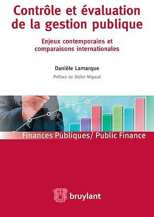 Téléchargez le livre :  Contrôle et évaluation de la gestion publique