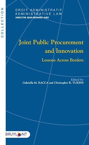 Téléchargez le livre :  Joint Public Procurement and Innovation