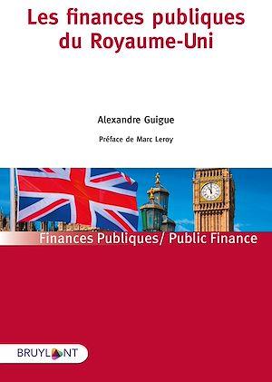 Téléchargez le livre :  Les finances publiques du Royaume-Uni