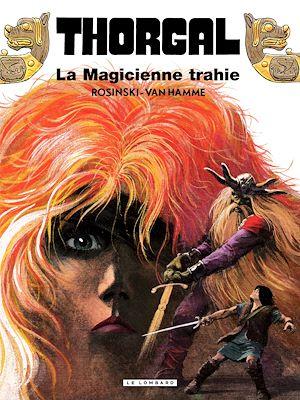 Téléchargez le livre :  Thorgal - tome 01  La magicienne trahie