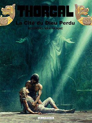 Téléchargez le livre :  Thorgal - tome 12  La cité du dieu perdu