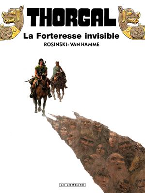 Téléchargez le livre :  Thorgal - Tome 19 - Forteresse invisible (La)