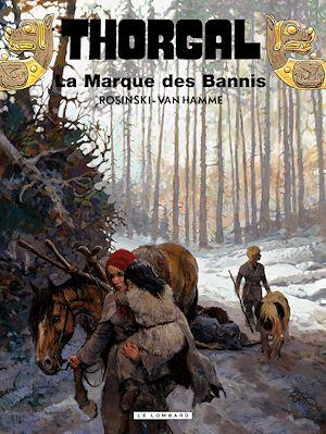 Téléchargez le livre :  Thorgal - Tome 20 - Marque des bannis (La)