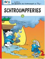 Télécharger cet ebook : Schtroumpferies - Tome 3 - Schtroumpferies T3