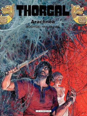 Téléchargez le livre :  Thorgal - Tome 24 - Arachnéa