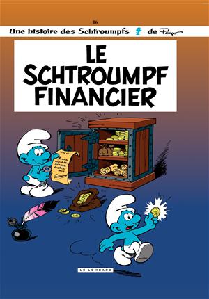 Téléchargez le livre :  Les Schtroumpfs - tome 16 - Le Schtroumpf financier