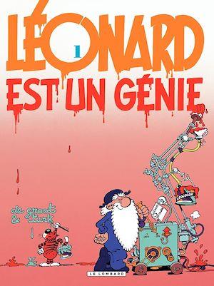 Téléchargez le livre :  Léonard - tome 01 - Léonard est un génie