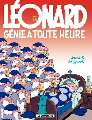 Téléchargez le livre :  Léonard - tome 05 - Génie à toute heure