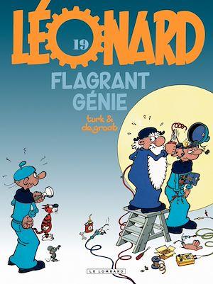 Téléchargez le livre :  Léonard - tome 19 - Flagrant génie