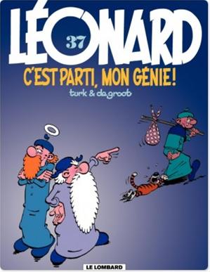 Téléchargez le livre :  Léonard - tome 37 - C'est parti, mon Génie !