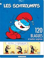 Télécharger cet ebook : Schtroumpfs (120 Blagues) - Tome 3 - 120 blagues et autres surprises T3