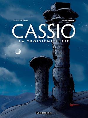 Téléchargez le livre :  Cassio - tome 3 - La troisième plaie