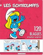 Télécharger cet ebook : Schtroumpfs (120 Blagues) - Tome 4 - 120 blagues et autres surprises T4
