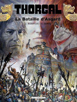 Téléchargez le livre :  Thorgal - Tome 32 - La Bataille d'Asgard