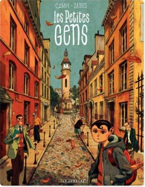 Téléchargez le livre :  Les Petites Gens