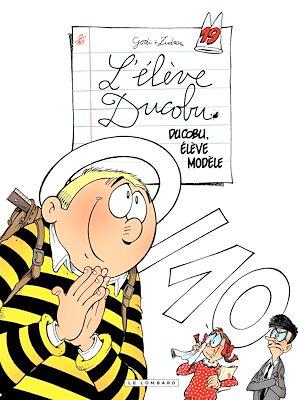 Téléchargez le livre :  L'Elève Ducobu  - tome 19 - Ducobu, élève modèle