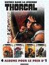 Téléchargez le livre numérique:  Thorgal - Intégrale - T1 à 4
