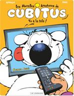 Télécharger cet ebook : Cubitus (Nouv.Aventures) - Tome 12 - Vu à la Télé!