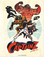 Télécharger cet ebook : LES CAPTAINZ - Les Captainz