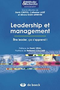 Télécharger le livre : Leadership et management