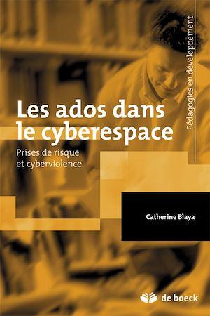 Téléchargez le livre :  Les ados dans le cyberespace