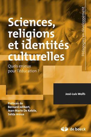 Téléchargez le livre :  Sciences religions et identités culturelles