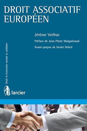 Téléchargez le livre :  Droit associatif européen