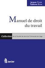 Télécharger le livre :  Manuel de droit du travail