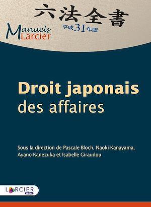 Téléchargez le livre :  Droit japonais des affaires