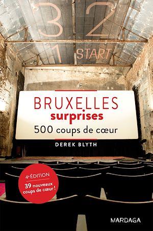 Téléchargez le livre :  Bruxelles surprises - Édition 2017