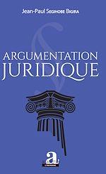 Télécharger le livre :  Argumentation juridique
