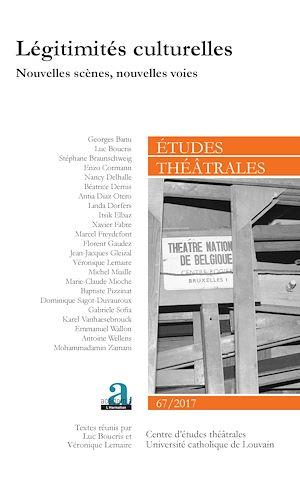 Téléchargez le livre :  Légitimités culturelles