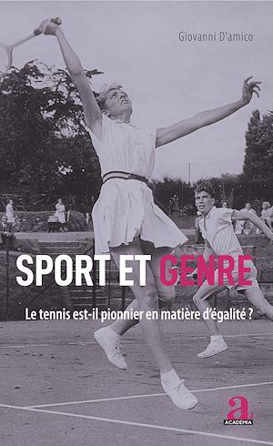 Téléchargez le livre :  Sport et genre