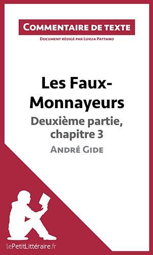 Téléchargez le livre :  Les Faux-Monnayeurs d'André Gide - Deuxième partie, chapitre 3