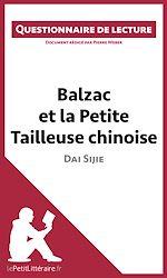 Télécharger cet ebook : Balzac et la Petite Tailleuse chinoise de Dai Sijie