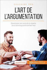 Télécharger le livre : L'art de l'argumentation